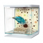 Hagen Marina Betta Kit Boy Fire Works Аквариум для рыб  2л