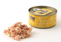 Fish4Cats Finest Tuna Fillet with Cheese консервы для кошек филе Тунца с сыром