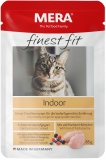 Mera Cat Finest Fit Indoor паучи для кошек живущих в помещении