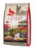 Genesis GPC Pure Canada DOG Senior Wide Country сухой беззерновой корм для пожилых собак всех пород, Гусь, фазан, утка и курица